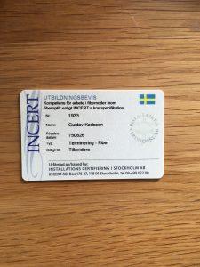 Incert Nodcertifikat